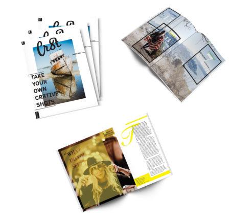 CR8T Magazine