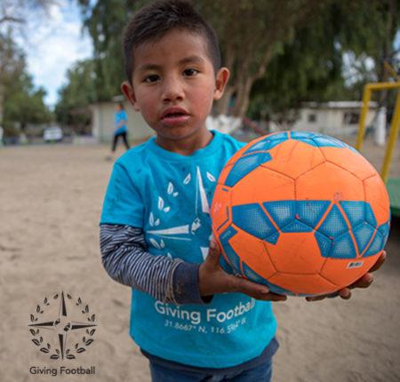 Giving Football