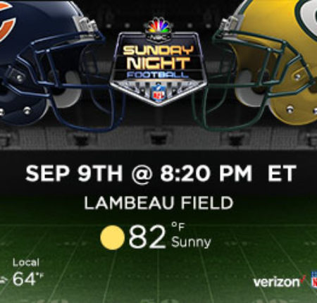 NBCU Sunday Night Football